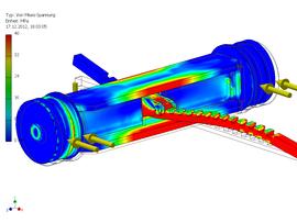 CAD Simulation Konstruktion Entwicklung