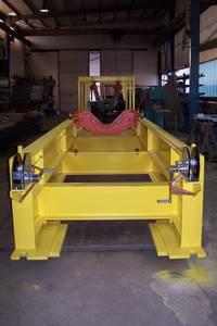 Sondermaschinenbau Walzwerk Spindelwechselvorrichtung