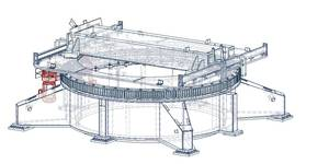Sondermaschinenbau Hebetechnik Fördertechnik